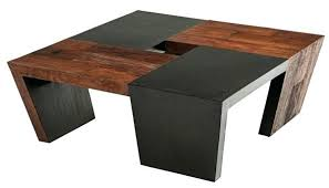 modern wood coffee table contemporary round coffee table view in gallery round coffee table