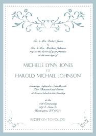 Example Of Wedding Programs Formal Invitation Template Icanhappy Com Examples Of Wedding