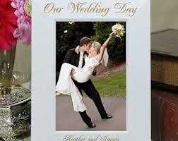 personalized wedding photo frame wedding portraits frames etsy