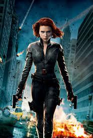 the avengers black widow scarlett johansson i would love to