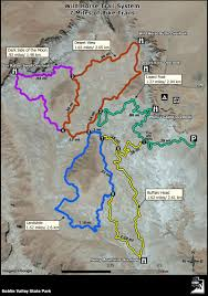 Map Of Utah State Parks by Mountain Biking Utah State Parks