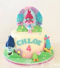 the 25 best trolls cakes ideas on pinterest princess poppy cake