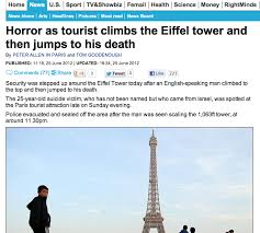 Home Of The Eifell Tower Mail Online Illustrates Eiffel Tower Story With Video