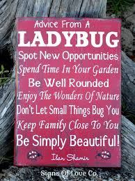 Ladybug Kitchen Decor Gardening Poem Descargas Mundiales Com