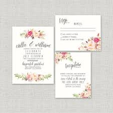 summer wedding invitations best 25 invitation kits ideas on wedding invitation