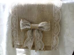 burlap and lace ribbon decor burlap lace table runners with ribbon for dining room