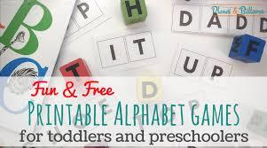 printable alphabet recognition games letter recognition games printable free for toddlers and preschoolers
