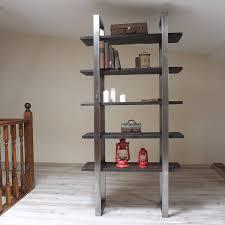 Metal Shelving Unit Charming Freestanding Shelving Unit Metal Shelves Ikea Brown