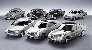 mercedes models mercedes delivers 1 5 million e class models