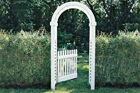 Curved Trellis Fence Panels Arched Trellis Fence Topper U2013 Outdoor Decorations
