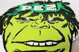 Halloween Mask Craft by Vintage Dc Comics The Flash Halloween Mask 1991 Costume Comic Book