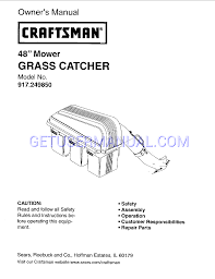 craftsman lawn mower repair manual download lawn xcyyxh com