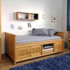 Solid Pine Bed Frame Modern Single Bed Designs With Storage Solid Pine Bed Frame