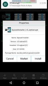 xposed installer 3 0 apk guide install xposed framework on oneplus 2 oxygenos 2 2 0