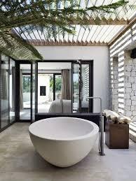 Outdoor Bathtubs Ideas Lifestyle Indoor Outdoor Spaces U2014 Detail Collective Interior