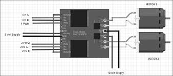 interfacing dc geared motor with tiva c launchpad learning