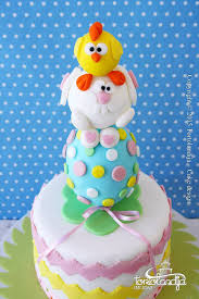 Decorating Easter Eggs With Plastic Icing by Pettinice Inspiration Easter Cakes And Treats