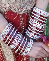 wedding chura with name bridal bangles 50 gorgeous and bangle sets of all time