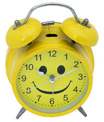 indian decor company yellow smiley alarm clock buy indian decor