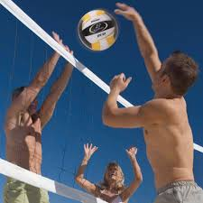 eastpoint sports ultimate volleyball set walmart com