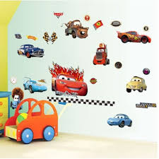 kids room bedroom car themed boys room with cool design for wall kids room aliexpress buy removable cartoon cars wall stickers for kids intended for kids room