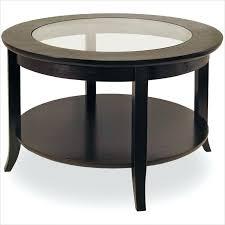dark wood side table round wood side table round dark wood coffee table winsome round
