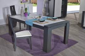 table de cuisine moderne en verre best chaises pour table en verre images design trends 2017