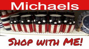 michaels home u0026 seasonal decor shop with me youtube