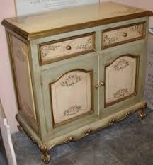 Country Buffet Furniture by 44 Best Hand Painted Furniture Images On Pinterest Painted