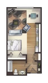 impressive studio apartment floor plansniture layout pictures