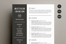 Free Creative Resume Templates For Mac Creative Resume Templates Word Free Resume For Your Job Application