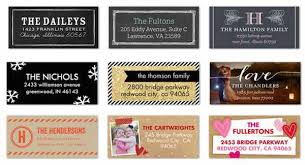 free personalized address labels from shutterfly