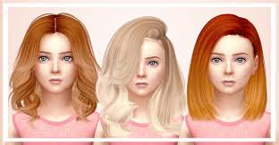 child bob haircut sims 4 484 best sims 4 hairstyles images on pinterest sims cc sims