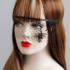 popular party half face mask witch mask halloween mask buy cheap