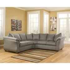 best selling home evan 3 piece sectional sofa hayneedle