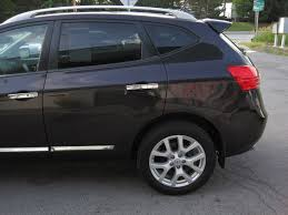 nissan rogue with rims 2013 nissan rogue sv w sl package loaded leather xenons sunroof