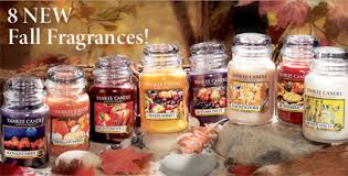 yankee candle 2009 fall scents bath and collector