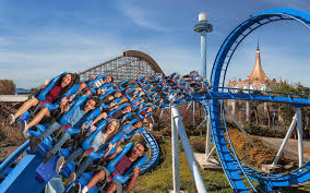 Six Flags Great America Accidents The 38 Fastest Scariest And Best Theme Park Rides Opening In 2017