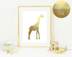 eclectic giraffe ring holder images Gold giraffe etsy jpg