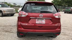 green nissan rogue 2016 used one owner 2016 nissan rogue sv chicago il western ave nissan