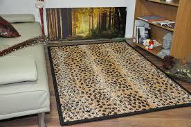 Leopard Cowhide Rug Giraffe Print Rug Uk Creative Rugs Decoration