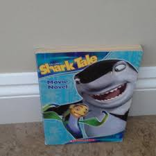shark tale movie chapter book sale ladner