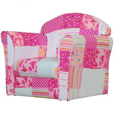 Childrens Armchair Uk Children U0027s Mini Armchair Pink Patchwork
