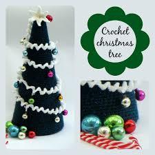 how to crochet a christmas tree lazy daisy jones