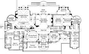 floor plans of mansions great mansion floor plans home pattern