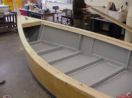 Free Wooden Jon Boat Building Plans by Plywood Skiffs Downeast Boat Forum Power Skiff Pinterest