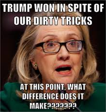 Make Meme - at this point what difference does it make honest hillary mad