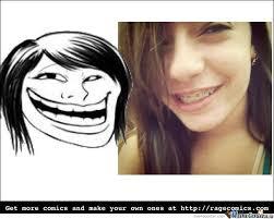 Meme Faces Original Pictures - the original troll face by davidslagorsky meme center