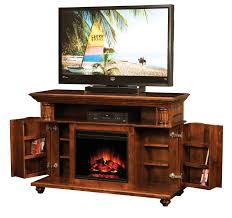 bryant electric fireplace tv console town u0026 country furniture
