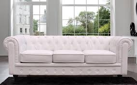 Square Chesterfield Sofa by Charleston Classic Chesterfield Bonded Leather Sofa Sofamania Com